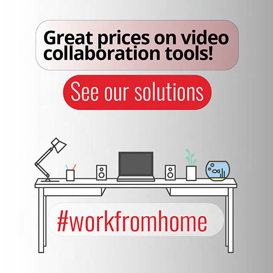 Hello Direct - Work From Home Video Conferencing