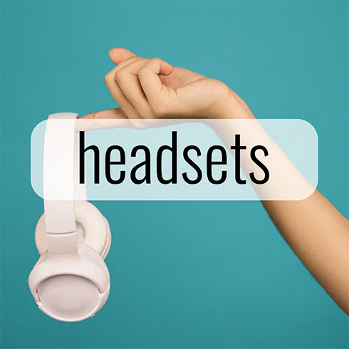 work-from-home-headsets at Hello Direct