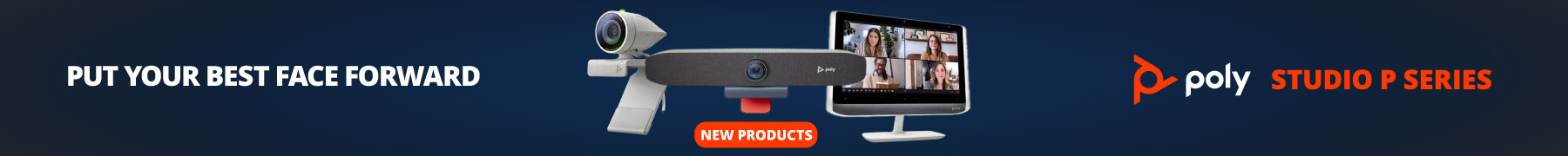 New Poly Studio P Series at HelloDirect.com